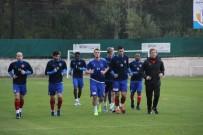 GENÇLERBIRLIĞI - Karabükspor'da Trabzonspor Hazırlıkları Başladı