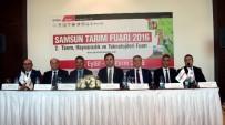 TÜRKIYE ZIRAAT ODALARı BIRLIĞI - Karadeniz'in En Büyük Tarım Fuarı Samsun'da Açılıyor