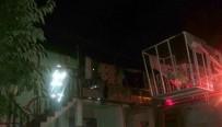 AHŞAP EV - Karı-Kocayı Alevlerin Arasından Komşuları Kurtardı