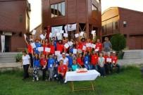 ÖĞRENCİLER - Kızılırmak Deltası Doğa Okulu Beşinci Dönem Mezunlarını Uğurladı