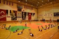 TEKVANDO - Kuşadası'nda Kış Spor Okulları Başlıyor