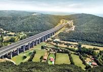 HÜKÜMET - Kuzey Marmara Otoyolu Güzergahına 604 Bin Fidan Daha