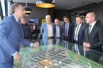 VİTRİN - MHP Ankara İl Başkanı Çetinkaya, Otonomi'yi Ziyaret Etti