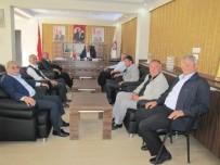 İL GENEL MECLİSİ - Milletvekili Ahmet Tan'ın Hisarcık Ziyareti