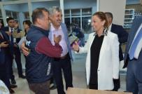 MEHMET GÜNER - Milletvekili Çalık Vatandaşlarla Sohbet Etti