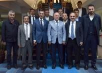 MEHMET GELDİ - Milletvekili Geldi'den, Sekmen'e Kentsel Dönüşüm Övgüsü
