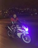 YARIŞ - Motosiklet Tutkunu Genç Kazada Öldü