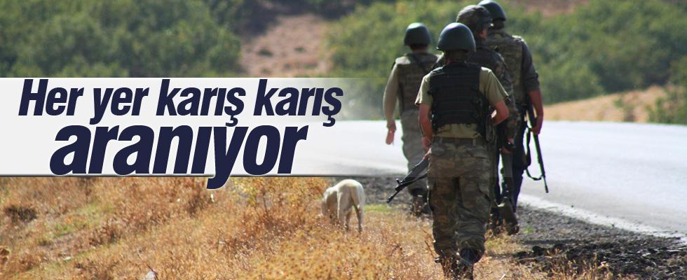 Mehmetçik teröristlere nefes aldırmıyor