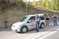 ŞEHİR İÇİ - Niksar'da Asker-Polis Omuz Omuza