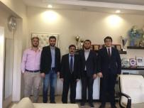 ÖĞRETMENLER - Onuk'tan Özbek'e Nezaket Ziyareti