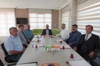 KAMULAŞTIRMA - Osmancık Organize Sanayide Çalışmalar Sürüyor