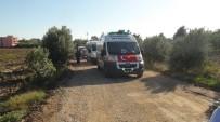 OSMANIYE VALISI - Osmaniyeli Şehit Jandarma Uzman Çavuş Toprağa Verildi