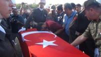 OSMANIYE VALISI - Osmaniyeli Şehit Toprağa Verildi
