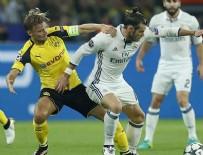 REAL MADRID - Real, Dortmund'dan kaçamadı