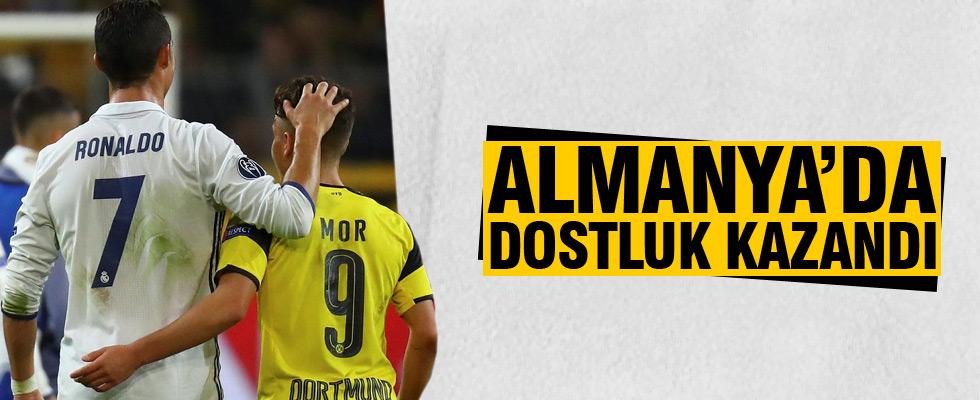 Real kaçtı Dortmund yakaladı