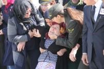 ŞEHİT YAKINLARI - Şehidin Cenazesi Gözyaşlarıyla Karşılandı