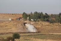 ÖZGÜR SURİYE ORDUSU - Zırhlı araçlar Suriye'ye geçti