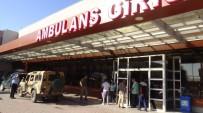 ÖZGÜR SURİYE ORDUSU - Suriye'de DEAŞ Saldırısı Sonucu Yaralanan 3 Asker Kilis'e Getirildi