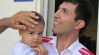 PSİKOLOJİK TEDAVİ - Suriyeli Anne Bebeğini Hastanede Unuttu