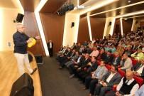 İŞ SAĞLIĞI - Talas Belediyesi Çalışanlarına Kişisel Korunma Eğitimi Verildi