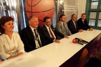 TÜRKIYE BASKETBOL FEDERASYONU - TKBL Federasyon Kupası Maçları Balıkesir'de Oynanacak