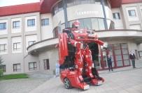 ROBOT - Türk Yapımı Transformers Letrons Görücüye Çıktı