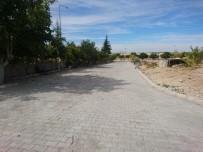 YOL YAPIMI - Uçhisar'da, Karakum Mevkii 1. Etap Yol Yapım Çalışmaları Tamamlanıyor