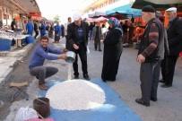 Yozgat'ta Kışlık Ürünler Köylü Pazarında Yoğun İlgi Görüyor