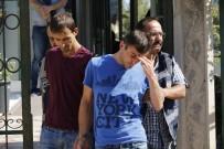 HIRSIZLIK BÜRO AMİRLİĞİ - 1 Yıl Önce 250 Bin Dolar Gasp Eden Zanlılar Suçüstü Yakalandı
