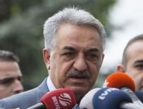 HAYATİ YAZICI - AK Parti'de kritik 'FETÖ' toplantısı