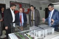 YEREL YÖNETİMLER - AK Parti Genel Merkez Yerel Yönetimler Başkan Yardımcısı Mehmet Geldi, Palandöken Belediyesini Ziyaret Etti