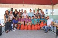 İLÇE MİLLİ EĞİTİM MÜDÜRÜ - Alanyaspor Başkanı Çavuşoğlu, Öğrencilerle Buluştu