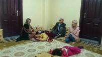 CENNET - ASP Müdürlüğü'nden Budak Ailesine Ziyaret