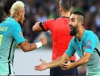 UEFA ŞAMPİYONLAR LİGİ - Ateşi Arda yaktı!.