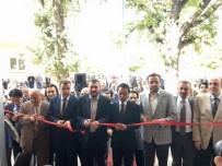 MUSTAFA ELDIVAN - Avanos'ta Entegre Hastanenin Açılışı Yapıldı