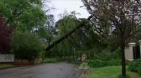 AVUSTURYA - Avustralya'yı Kasırga Vurdu