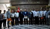 KOÇAK - Aydın'da 12 İncir İhracatçısına Gıda Sağlık Sertifikası Verildi