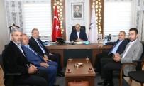 YEREL YÖNETİMLER - Aziziye Belediye Başkanı Muhammed Cevdet Orhan Açıklaması 'Hizmet Şiarımız; AK Belediyecilik'