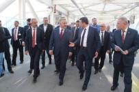 ADNAN MENDERES HAVALİMANI - Bakan Arslan'dan Adnan Menderes Havalimanı Ziyareti