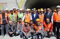 KAMULAŞTIRMA - Bakan Arslan'dan İzmir-İstanbul Otoyolu Müjdesi