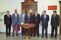 ABDULLAH ÖZTÜRK - Bakan Yardımcısından Süpriz Ziyaret