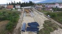 KULLAR - Başiskele'de Kapalı Pazar Alanının Çalışmaları Sürüyor