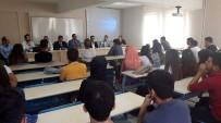 EMNİYET AMİRİ - Başkan Erol, Buharkent MYO Öğrencileriyle Bir Araya Geliyor