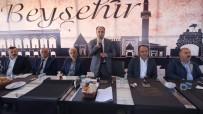 ALI ÖZDEMIR - Başkan Özaltun, Muhtarlarla İstişare Toplantısında Buluştu