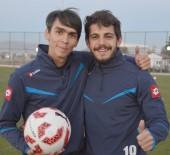 AHMET YILDIRIM - BB Erzurumspor'da Nazilli Mesaisi Başladı