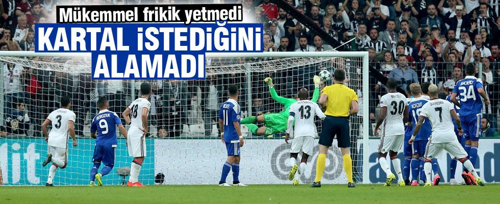 Beşiktaş devler ligi sahnesinde