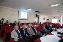 MALİ MÜŞAVİR - Biga'da Yeniden Yapılandırma Toplantısı