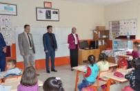 İLÇE MİLLİ EĞİTİM MÜDÜRÜ - Bilecik Milli Eğitim Müdürü Durmuş'tan Yenipazar İlçesine Ziyaret