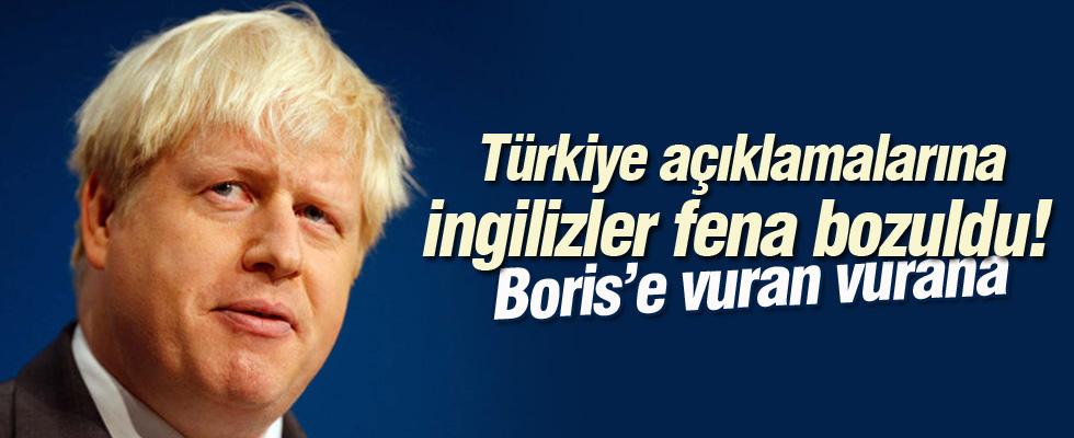 Boris Johnson İngiliz basınında eleştirilerin odağı oldu