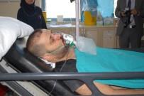 ŞERIF YıLMAZ - Burdur'da Dolandırıcılara Suçüstü Baskınında 2 Polis Yaralandı
